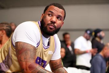 "The Game Claims His Album, ""Born II Rap"", Will Be Album Of The Year"