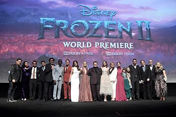 """""""Frozen II"""" Makes History At The Box Office In Debut Weekend"""