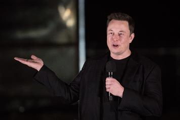 Elon Musk Explains Why Cybertruck Glass Shattered When It Wasn't Supposed To