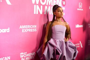 Ariana Grande Trips On Stage But Recovers Flawlessly: Watch