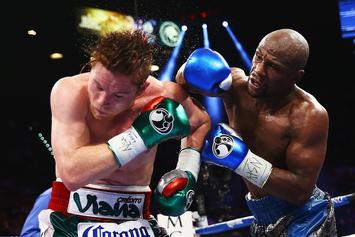 Canelo Alvarez Trolls Floyd Mayweather For Comeback News: Watch