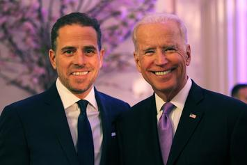 Joe Biden's Son Hunter May Have Smoked Crack In VIP Room Of Strip Club: Report