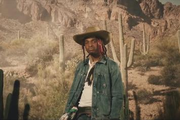 "Lil Keed Is The Star Of A Western In Music Video For ""Snake"""