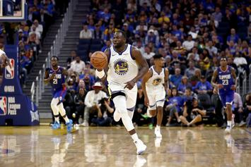 Draymond Green Claps Back At Fan On Twitter For Warriors Criticism