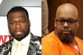 "50 Cent Trolls ""Fat Boy"" Suge Knight Over Keeping Snoop Dogg Out Of Jail"