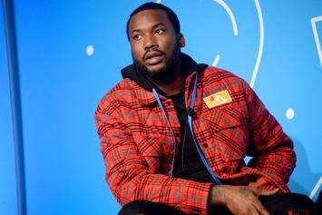 """Meek Mill Renames Thanksgiving: """"Happy Feast Of The Family Day"""""""