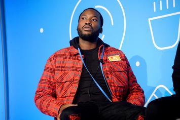 Meek Mill To Launch #PassTheAux Initiative For Up-And-Coming Rappers