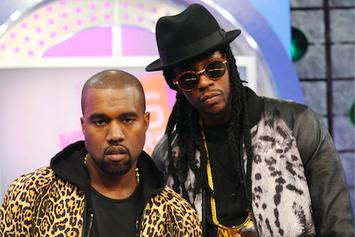 "2 Chainz Posts Up With Kanye West: ""Deuce And Ye Like Snoop And Dre"""