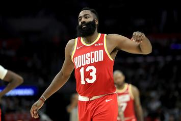 James Harden Ties Michael Jordan For Third Most 60-Pt Games In NBA History