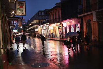 New Orleans Shooting In French Quarter Leaves 11 Injured