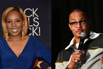Rah Digga Shows Support For T.I.'s Hymen Check-Up
