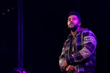"Omarion FaceTimes ""Millennium"" Tourmates To Recreate Classic Budweiser Ad"