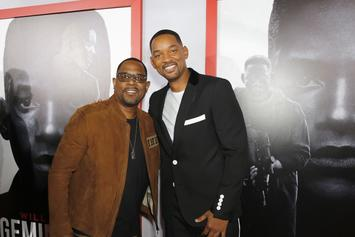 "Will Smith & Martin Lawrence Questioned Their ""Chemistry"" On New ""Bad Boys"""
