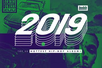Top 25 Hottest Hip-Hop Albums Of 2019