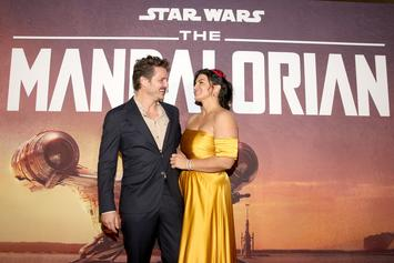 """""""The Mandalorian"""" Gets More Viral Attention After Boom Mic Falls Into Shot"""