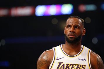 "LeBron James Responds To Announcers Who Felt He ""Disrespected"" The Utah Jazz"