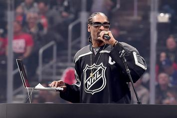 Snoop Dogg Joins NHL 20 As Guest Commentator: First Look