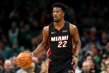 "Jimmy Butler Reportedly ""Ghosted"" The Rockets After Max Offer"