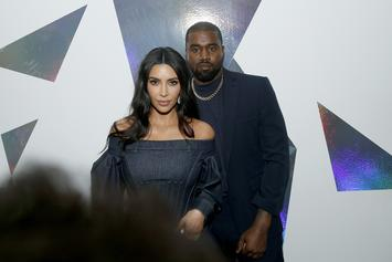 Kim Kardashian & Kanye West's Christmas Decorations Look Like Tampons