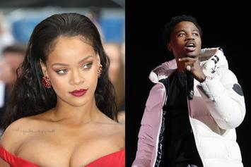 """Roddy Ricch's """"Out Tha Mud"""" Gets A Priceless Rihanna Co-Sign"""