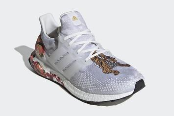 "Adidas UltraBoost ""Chinese New Year"" Collection Coming Soon: New Images"