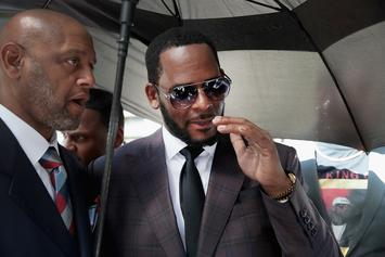 R. Kelly To Appear In Brooklyn Court Via Video Due To Fear Of Flying