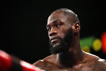 Deontay Wilder Roasts Anthony Joshua For His Cowardly Style: Watch