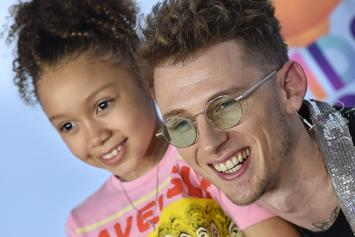 """Machine Gun Kelly Writes Song For Daughter Incase His """"Time Ever Comes"""""""