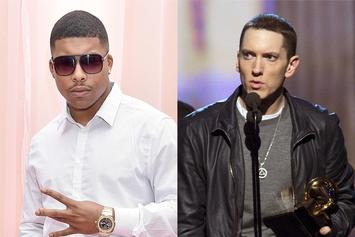 "Suge Knight's Son Sets Out To Embarrass Eminem: ""This Guy F*cking Sucks"""