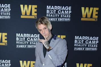 "Aaron Carter's Version Of ""Satire"" Earns Him Title As Racist"