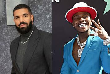 Drake Announces at DaBaby's Concert That He's Finishing Up 2020 Album