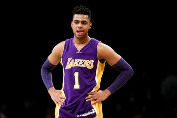 Lakers Tried Resigning D'Angelo Russell To $100M Deal: Report