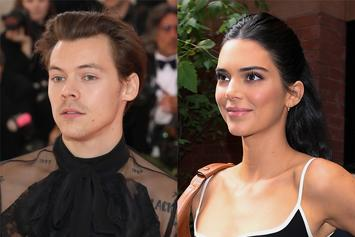 Harry Styles & Kendall Jenner Eat Sperm & Bull Penis To Dodge Awkward Questions