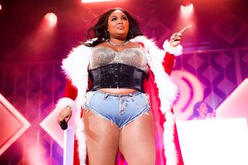 Lizzo Improvises After Her Mic Cuts Out At Arena Show: Watch