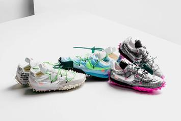 Off-White x Nike Waffle Racer Pack Drops Today: Purchase Links
