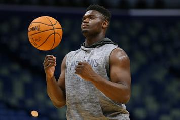 Zion Williamson Could Miss The Entire Season, Says Reggie Miller