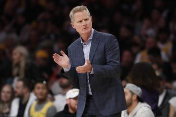 "Steve Kerr Explains How Warriors Were ""Wiped Out"" After 5-Year Run"