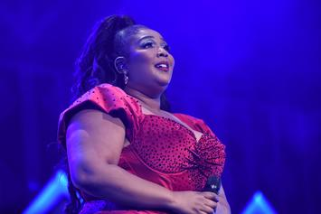 Lizzo Accepts Intriguing Invitation From The Rockets After Lakers Debacle