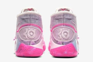"Nike KD 12 ""Aunt Pearl"" Release Date Revealed: Official Photos"
