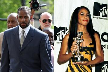 R. Kelly Readies Not Guilty Plea To Charge Related To Aaliyah Marriage: Report