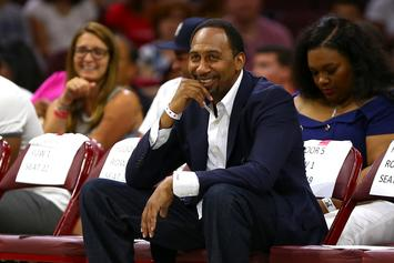 Stephen A. Smith Claps Back At Jemele Hill Over Colin Kaepernick Workout