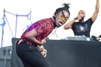 "Lil Uzi Vert's ""Futsal Shuffle"" Has Fans Loading Up Dance Tutorials"