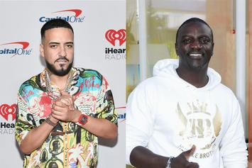 French Montana Reveals Akon Finessed Him With A Fake Watch