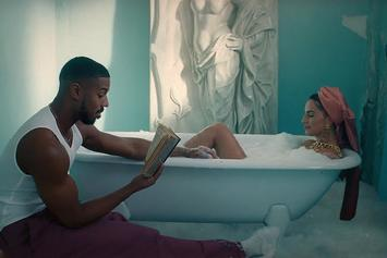 """Snoh Aalegra & Michael B. Jordan Are A Couple In Love In Visual For Her Single """"Whoa"""""""