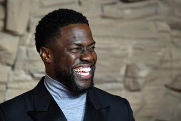 Kevin Hart Jokes About His Drunken 40th Birthday Party