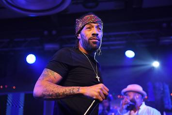 Redman Likes To Drive Carts For Performers As He Works Music Festivals In Disguise