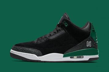 "Air Jordan 3 ""Gorge Green"" On The Way In 2020: What To Expect"