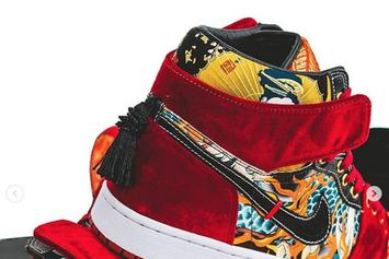 "Migos Gifted Exclusive Air Jordan 1 ""Stir Fry"" Pack: First Look"