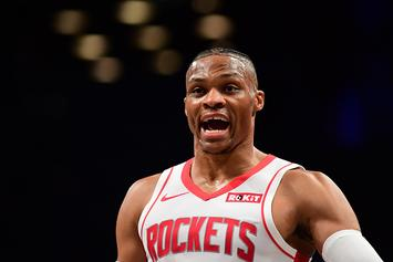 Russell Westbrook Sued For $100M By Heckling Utah Jazz Fans: Report