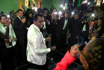 Diddy Shares More Photos From His Birthday Bash With Cardi B, Snoop Dogg & More